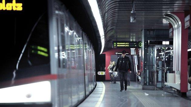 Raubopfer verfolgte Täter mit U-Bahn - Festnahme (Bild: Wiener Linien (Symbolbild))