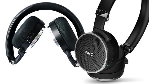 AKG N60 NC (Bild: AKG, krone.at-Grafik)