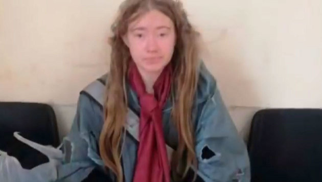Dieses obdachlose Mädchen in Rom gibt Rätsel auf. (Bild: Missing Persons of America)