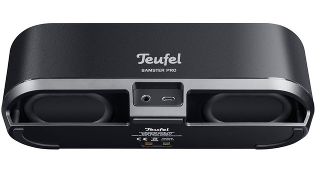 Teufel Bamster Pro: Edles Bluetooth-Klangwunder (Bild: Teufel)