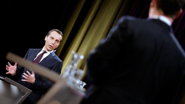 """""""Rot-blaue Koalition wäre für FPÖ Schuss ins Knie"""" (Bild: APA/GEORG HOCHMUTH)"""