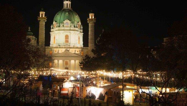 """""""Wo ihr beim Punsch in Wien richtig draufzahlt... (Bild: Thinkstockphotos.de)"""""""