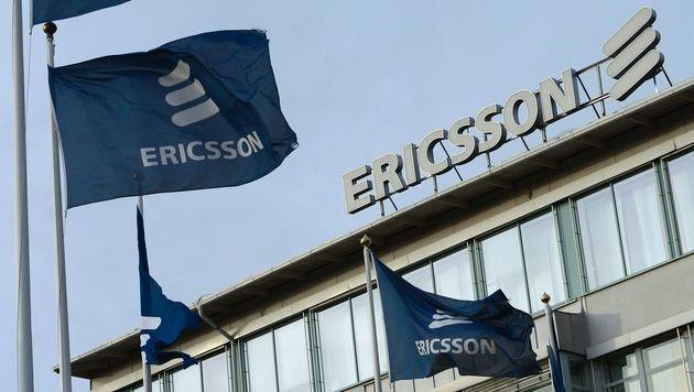 Ericsson soll Bestechungsgelder gezahlt haben (Bild: AFP)