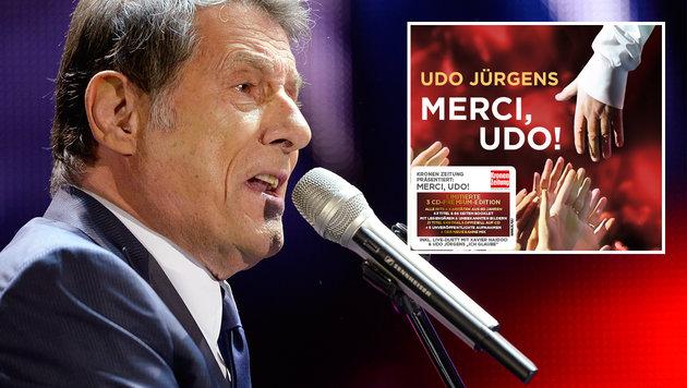Merci, Udo: In unseren Herzen lebt er weiter (Bild: Sony Music, Steffen Schmitt)