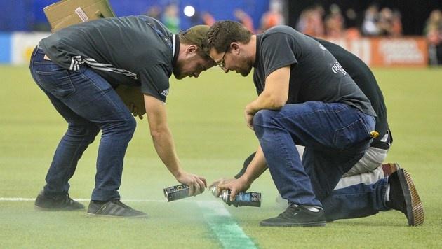 Peinliche Strafraum-Panne bei US-Halbfinale (Bild: Getty Images)