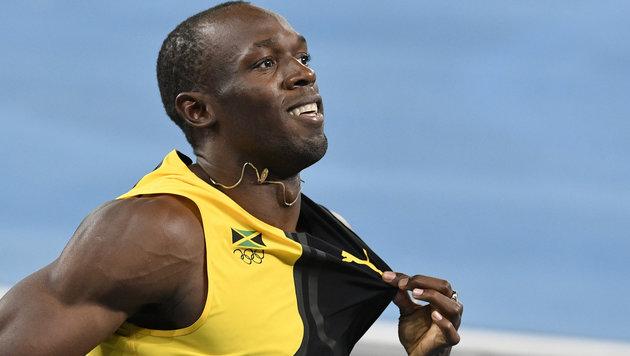 Usain Bolt schließt Olympia-Start 2020 aus (Bild: AP)