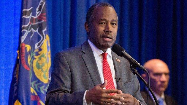 Ben Carson (Bild: APA/AFP/DOMINICK REUTER)