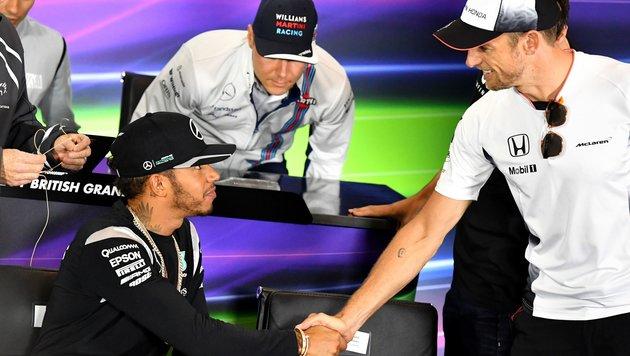 """Crash mit Rosberg? Offen für Hamilton-Angebote"" (Bild: APA/AFP/ANDREJ ISAKOVIC)"