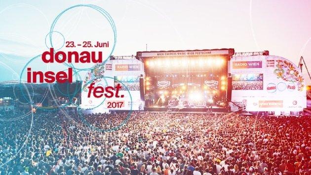 """""""Wir wissen jetzt schon, was ihr im Sommer macht.. (Bild: Donauinselfest)"""""""