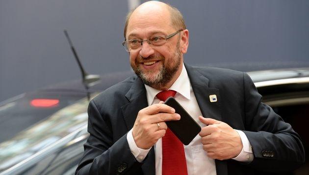Gabriel ist neuer deutscher Außenminister (Bild: AFP)