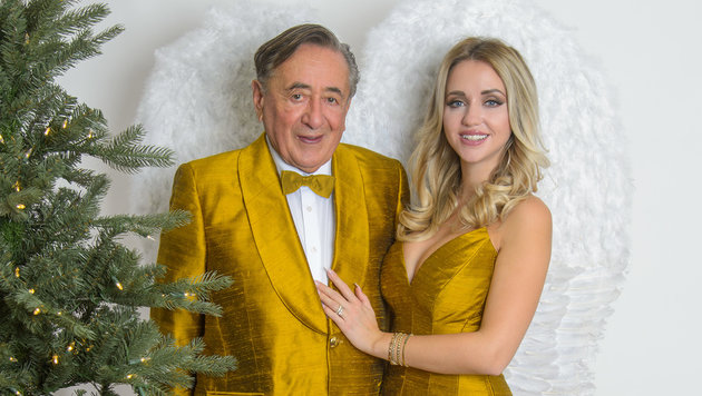 Cathy Lugner und Richard Lugner (Bild: Viennareport)