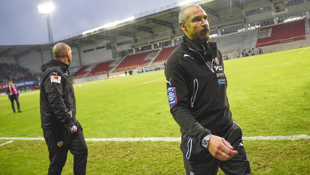Fan-Attacke auf Sohn! Henrik Larsson tritt zurück (Bild: AP)