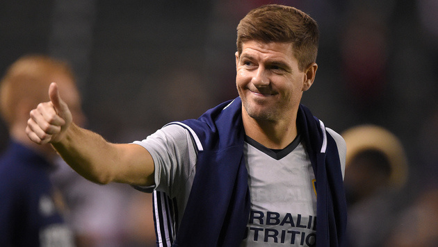 """Steven Gerrard tritt ab: """"Unglaubliche Karriere"""" (Bild: AP)"""