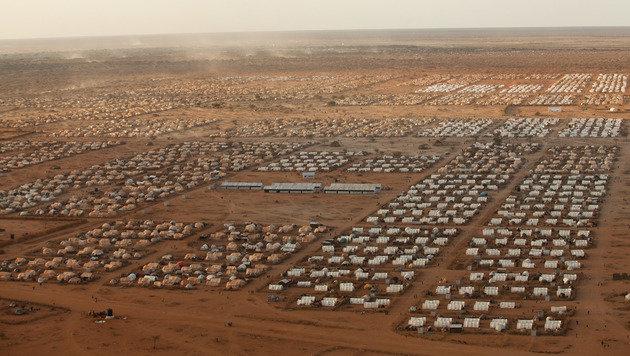 Kenia: Weltgrößtes Flüchtlingslager vor Schließung (Bild: ASSOCIATED PRESS)
