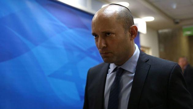 Bildungsminister Naftali Bennett (Bild: APA/AFP/GALI TIBBON)