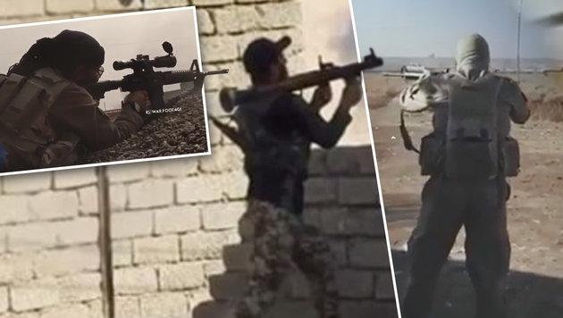 So will der IS die Schlacht um Mossul darstellen (Bild: Instagram.com)