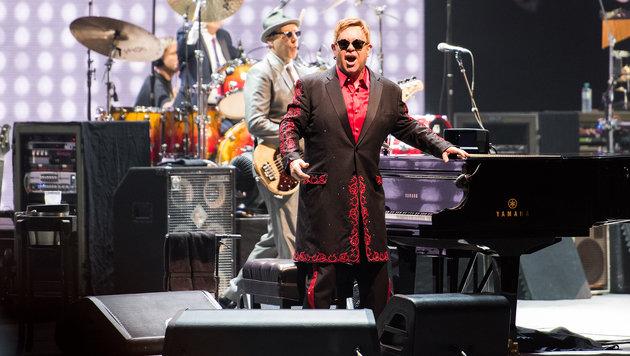 Sir Elton Johns große Hitparade der Pop-Klassiker (Bild: Andreas Graf)