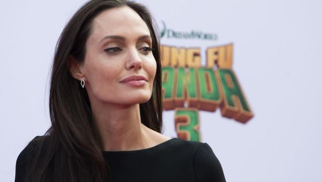 Angelina Jolie (Bild: APA/AFP/VALERIE MACON)