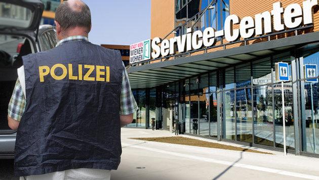 Die verdächtige Firma arbeitete mit Wiener Wohnen zusammen - die Behörde erstattete Anzeige. (Bild: WienerWohnen, Andi Schiel)