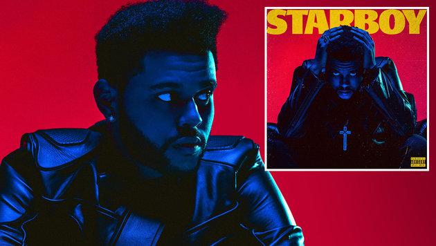 """The Weeknd: Metamorphose vom Phantom zum """"Starboy"""" (Bild: Universal Music)"""