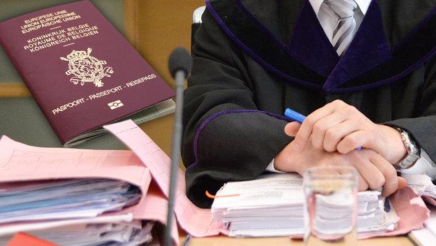 Asyl trotz gefälschtem Reisepass: 50 Euro Bußgeld (Bild: APA/BARBARA GINDL, thinkstockphotos.de)