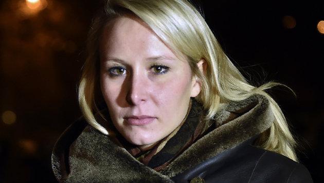 Marion Le Pen rechnet mit Hofer-Sieg (Bild: APA/AFP/Natalia Kolesnikova)