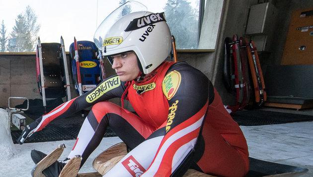 Platzer in Winterberg Vierte - Geisenberger siegt (Bild: APA/EXPA/JOHANN GRODER)