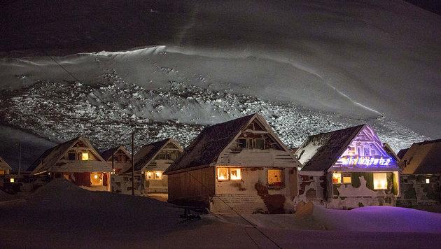 Forscher registrieren Hitzewelle am Nordpol (Bild: APA/AFP)
