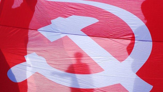 Wo der Kommunismus heute noch am Leben ist (Bild: ALEXEY KRAVTSOV/AFP/picturedesk.com)