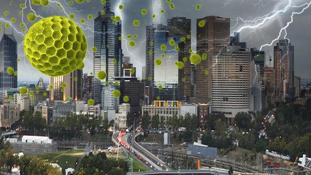 """Sechs Tote nach """"Asthma-Gewitter"""" in Australien (Bild: thinkstockphotos.de)"""