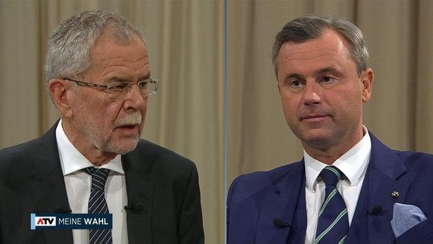 TV: Das waren 2016 die Quotenbringer (Bild: ATV)
