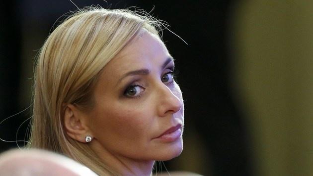 Eistanz-Weltmeisterin Tatjana Nawka (Bild: APA/AFP/ALEXANDER ZEMLIANICHENKO)