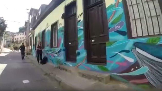Österreicherin in Chile brutal überfallen (Bild: YouTube.com)