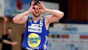 Gmunden gewinnt Spitzenspiel gegen Wels 78:73 (Bild: GEPA)