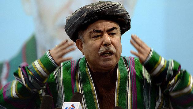 Abdul Rashid Dostum (Bild: AFP)