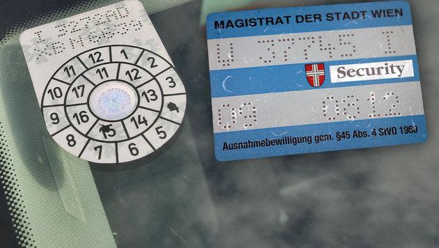 Wien: Hietzinger lehnen Parkpickerl ab (Bild: Christof Birbaumer, Peter Tomschi)
