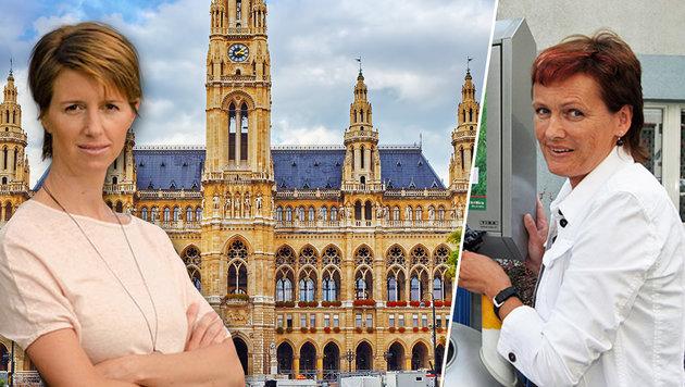 Wiener Bezirks-Stellvertreter kassieren doppelt ab (Bild: Pressefoto Votava, SPÖ Wien, thinkstockphotos.de)