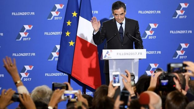 Francois Fillon (Bild: APA/AFP/ERIC FEFERBERG)