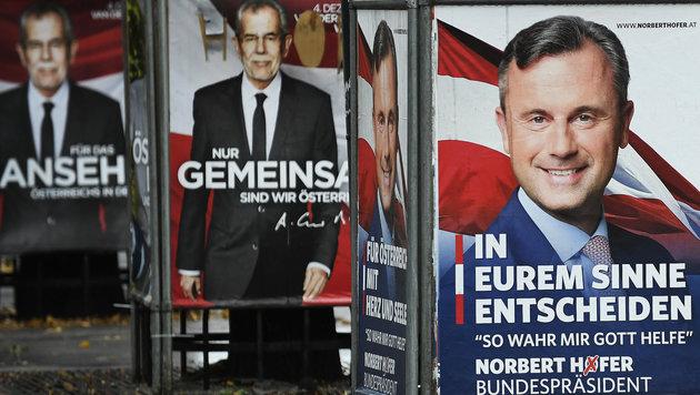 Hofburg-Stichwahl kostet mindestens 15 Millionen € (Bild: APA/ROBERT JAEGER)