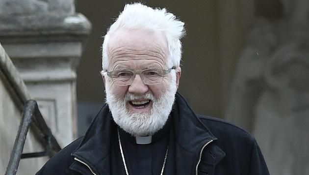 Der Salzburger Erzbischof Andreas Laun (Bild: APA/ROBERT JAEGER)