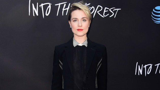 Evan Rachel Wood (Bild: APA/AFP/GETTY IMAGES/Frazer Harrison)