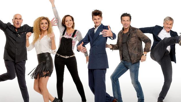 """Das sind die neuen """"Dancing Stars"""". (Bild: ORF)"""