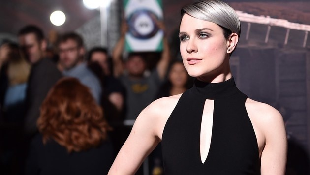 Evan Rachel Wood (Bild: APA/AFP/GETTY IMAGES/Alberto E. Rodriguez)