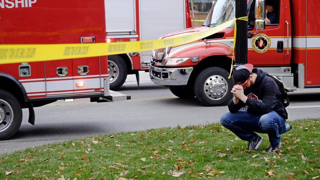 """IS rühmt Ohio-Attentäter als einen seiner """"Brüder"""" (Bild: AP)"""