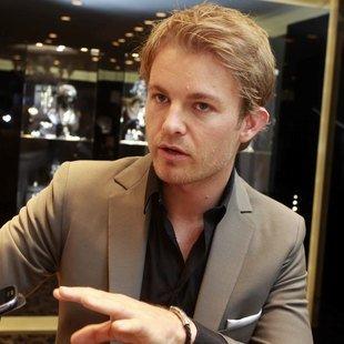 Jubelwelle um Rosberg schwappt nach Wien über (Bild: Gerhard Gradwohl)