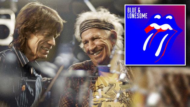 Rolling Stones: Reanimation der Blues-Seele (Bild: Universal Music)