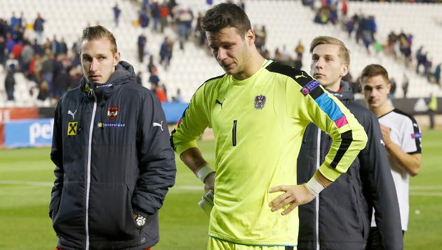 Wirbel um ÖFB-U21-Team: Sachbeschädigung in Hotel (Bild: GEPA)
