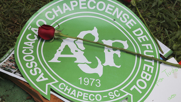 Droht Chapecoense nach Flugzeugabsturz Geldstrafe? (Bild: Associated Press)