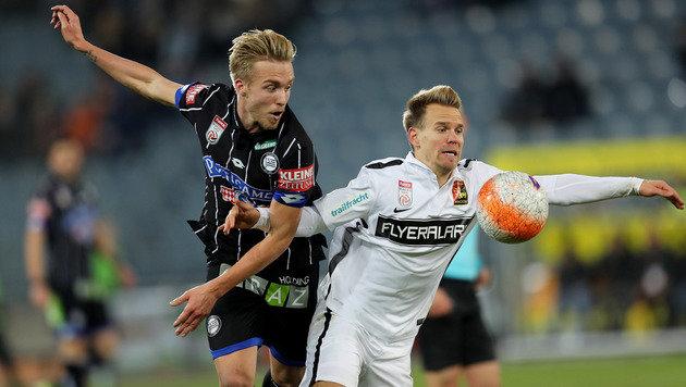 Admira überrascht mit 2:0 bei Leader Sturm Graz! (Bild: GEPA)