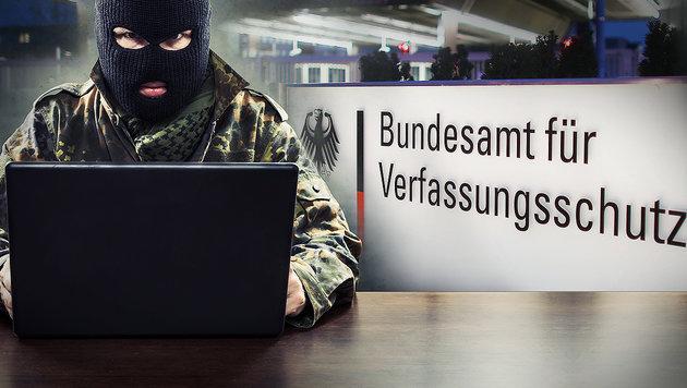 Enttarnter Islamist spielte auch in Pornos mit (Bild: AFP, thinkstockphotos.de)